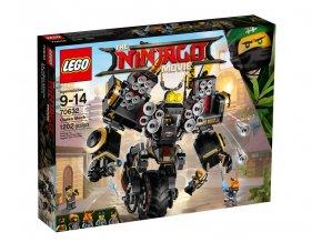 Stavebnice LEGO The Ninjago Movie 70632