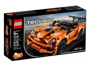 Stavebnice LEGO Technic Chevrolet Corvette ZR1 42093