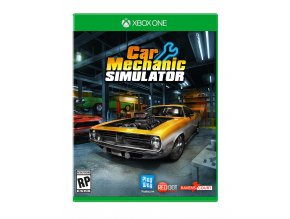 Xbox One Car Mechanic Simulator 2018