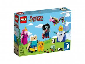 Stavebnice LEGO Ideas Adventure Time 21308