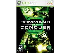 Xbox 360 Command & Conquer: Tiberium Wars