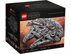 tavebnice LEGO Star Wars Millennium Falcon 75192