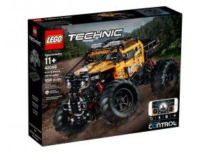 Stavebnice LEGO RC Extrémní Teréňák 4x4 42099