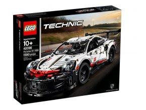 Stavebnice LEGO Porsche 911 RSR 42096
