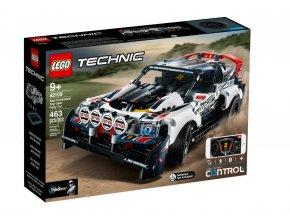 Stavebnice LEGO RC Top Gear Závodní Auto 42109