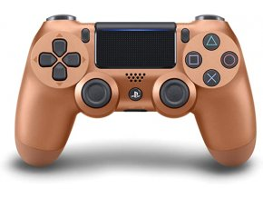 sony dualshock copper