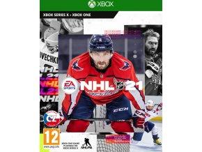 XONE/XSX NHL 21 CZ