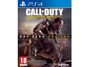 PS4 Call of Duty: Advanced Warfare (Day Zero Edition)