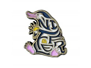 Odznak Fantastická zvířata - Hrabák