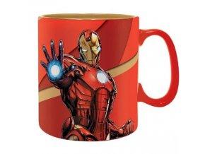 Hrnek Marvel - IM Armored