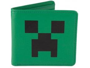 Peněženka Minecraft - Creeper