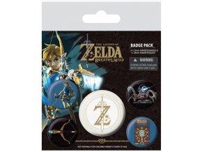 Sada placek Legend of Zelda: Breath Of The Wild