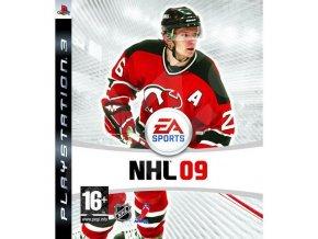 PS3 NHL 09 CZ