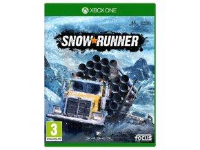 Xbox One SnowRunner