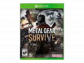 Xbox One Metal Gear: Survive