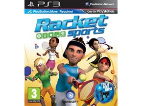 PS3 Racket Sports (Move)