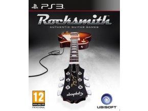 PS3 Rocksmith