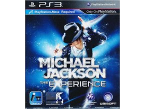 PS3 Michael Jackson: The Experience