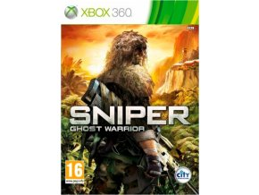 xbox 360 sniper ghost warrior