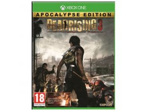 dead rising 3 apocalypse edition xone