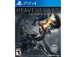 PS4 Final Fantasy XIV: Heavensward