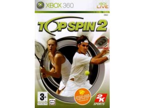 Xbox 360 Top Spin 2