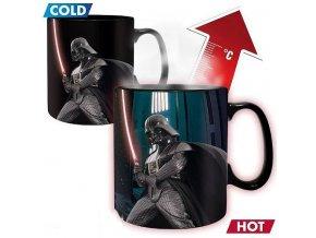 Hrnek Star Wars - Darth Vader, měnící se