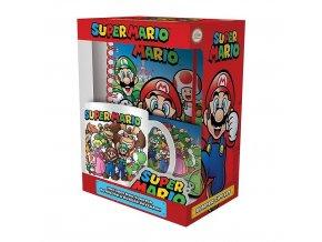 Dárková sada Super Mario - Evergreen