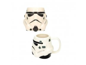 Hrnek Star Wars - 3D Stormtrooper