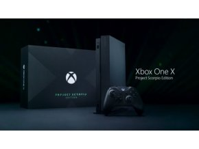 Xbox One X 1TB Project Scorpio