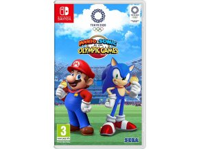 Nintendo Switch Mario & Sonic at the Olympic Games Tokyo 2020