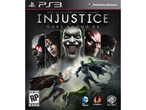 PS3 Injustice: Gods Among Us