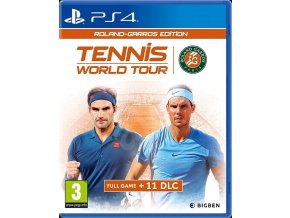 PS4 Tennis World Tour Roland-Garros