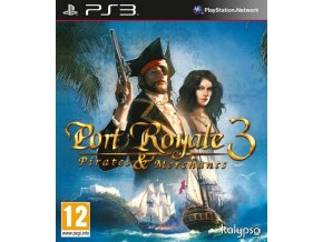 PS3 Port Royale 3: Pirates & Merchants
