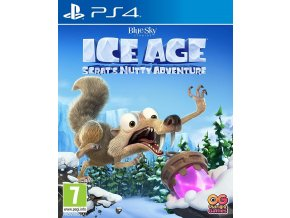 PS4 Ice Age: Scrats Nutty Adventure