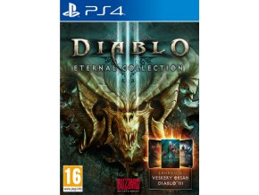PS4 Diablo 3 (Eternal Collection)
