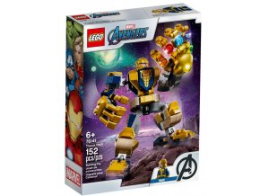 LEGO Super Heroes 76141 Thanosův robot