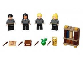 LEGO Harry Potter 40419 Sada bradavických studentů s doplňky