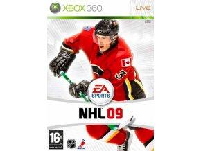 Xbox 360 NHL 09 CZ