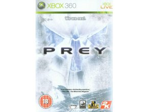 Xbox 360 Prey