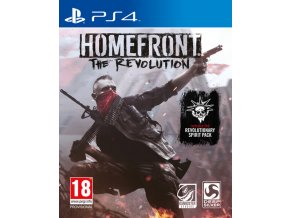PS4 Homefront: The Revolution NOVÁ