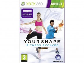 Xbox 360 Your Shape Fitness Evolved (Kinect)