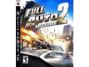PS3 Full Auto 2: Battlelines