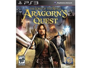 PS3 The Lord of the Rings Aragorn's Quest