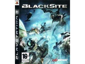 PS3 BlackSite: Area 51