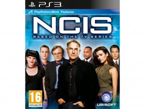 PS3 NCIS Based on the TV Series