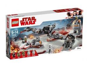 LEGO Star Wars 75202 Obrana planety Crait