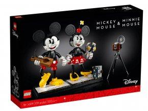 LEGO Disney 43179 Myšák Mickey a Myška Minnie