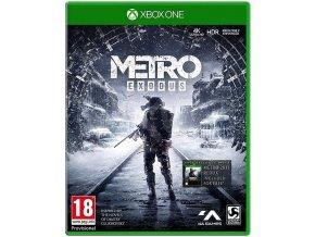 Xbox One Metro: Exodus