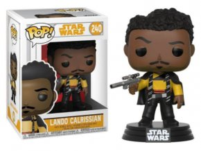 Funko POP Star Wars: Solo Lando Calrissian